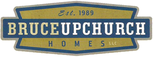 Bruce Upchurch Homes Logo